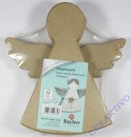 Pappmaché-Engel