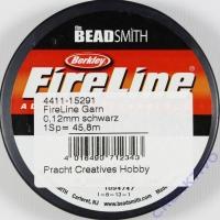 FireLine 0,12mm schwarz