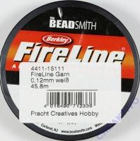 FireLine 0,12mm weiß