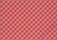 Motiv-Fotokarton 300g/qm 50x70cm Karos & Punkte rot
