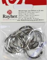 Rayher Metallringe zum Öffnen 25mm