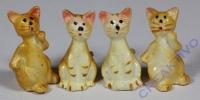 Miniatur-Tiere Katzen