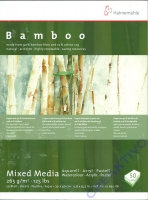 Bamboo-Mixed Media 30 x 40 cm Block 50 Blatt