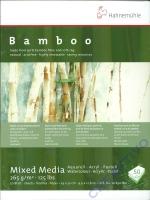 Bamboo-Mixed Media 24 x 32 cm Block 50 Blatt