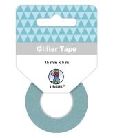 Glitter Tape himmelblau