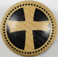 Butterer Stempel - Kreuz