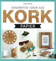 Dekorative Ideen aus Kork Papier