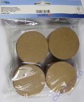 Miniboxenset aus Pappe 6cm rund