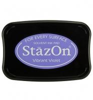 StazOn Stempelkissen Vibrant Violet