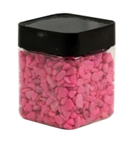 Rayher Nuggets 6-8 mm Dose 375g pink