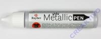 Rayher Metallic Effekt-Pen silber