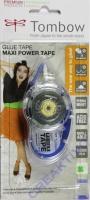 Tombow Glue Tape Maxi Power Tape Kleberoller PN_IP 16m 8,4mm