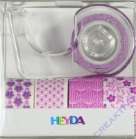 Heyda Deko Tapes Mini pink