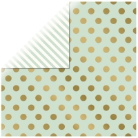 Scrapbookingpapier On trend 2 - Minted