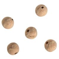 Kork-Perlen 10mm 9 Stück