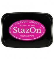 StazOn Stempelkissen Fuchsia Pink