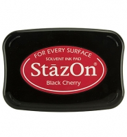 StazOn Stempelkissen Black Cherry