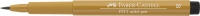 Tuschestift PITT® Artist Pen Brush grüngold