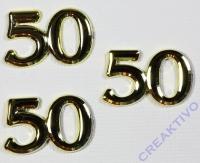 Jubiläumszahlen 50 (Restbestand)