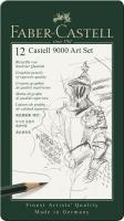 Bleistift CASTELL 9000 12er Art Set