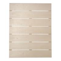 Holz-Lattenrahmen, 40x50,2x0,7cm, Tiefe 1,1cm,+2 Haken