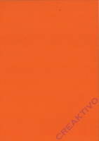 Crepla Platte 3mm 50x70cm orange