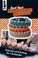 knotxknot Paracord Set orange