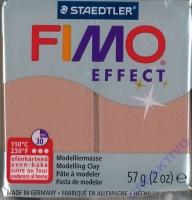 Fimo Effekt Modelliermasse Pearl 57g roségold