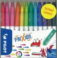 Frixion Radierbare Fasermaler Set 12 Stifte