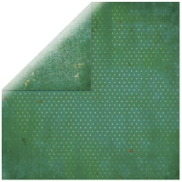 Scrapbooking Papier Bo Bunny Vintage turquoise