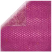 Scrapbooking Papier Bo Bunny Vintage pink