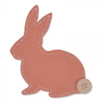 Sizzix Bigz Die - Lovable Bunny