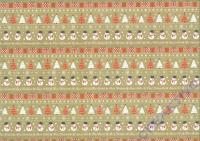 Motiv-Fotokarton 300g/qm 49,5x68cm Christmas Time Motiv 03
