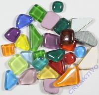 Soft Glas-Mosaiksteine Mischung bunt