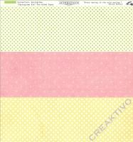 Scrapbooking-Papier Authentique Springtime - Six