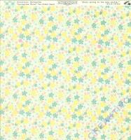 Scrapbooking-Papier Authentique Springtime - Three