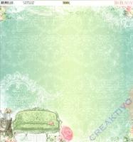 Scrapbooking-Papier Bo Bunny Soirée - Allure