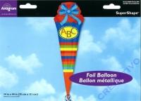 Folienballon Schult�te 111cm