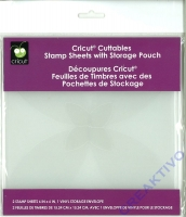 Cricut Cuttables Stamp Sheets with Storage Pouch (Restbestand)
