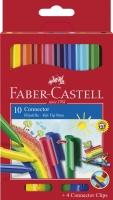 Faber Castell Filzstift CONNECTOR 10er Kartonetui