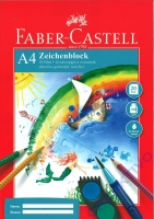Faber-Castell A4 Zeichenblock