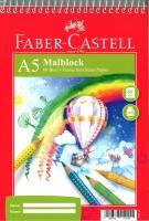 Faber-Castell A5 Malblock