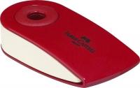 Faber-Castell Sleeve Mini Eraser rot