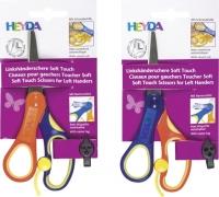 Heyda Linkshänderschere Soft Touch