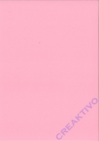 Heyda Tonpapier Din A4 130g/m² rosa 100 Blatt