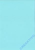 Heyda Tonpapier Din A4 130g/m² hellblau 100 Blatt