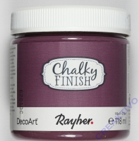 Chalky Finish 118ml - brombeere