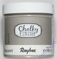 Chalky Finish 118ml - hellgrau