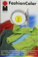 Marabu Fashion Color für die Waschmaschine - gelb