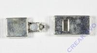 Rockstars Magnetschliesse für Armbänder 6mm
